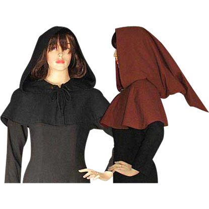 Gothic Style Hood