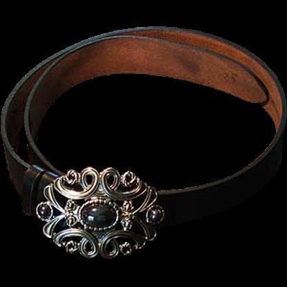 Baroque Buckle Belt