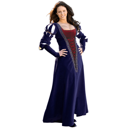 German Gown