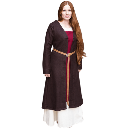 Aslaug Viking Coat