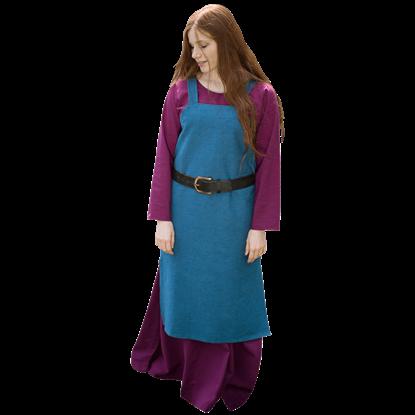 Freya Viking Apron Dress