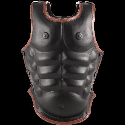 Greek Leather Cuirass