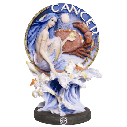 Cancer Statue by Jody Bergsma