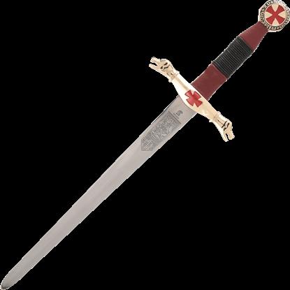 Heaven Knight Dagger with Sheath