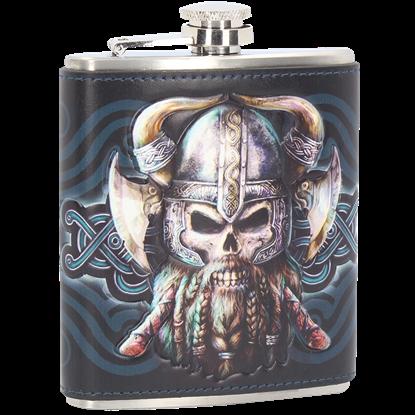 Danegeld Viking Hip Flask