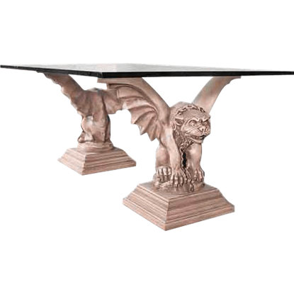 Tuscan Gargoyle Cocktail Set