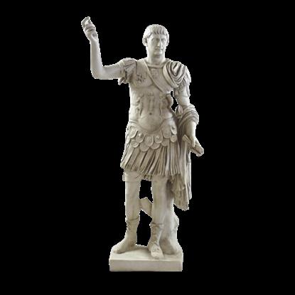Caesar Augustus Statue - 83 Inches