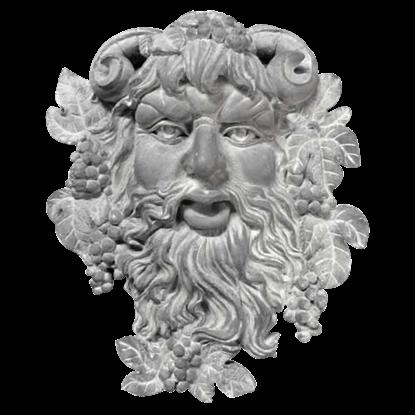 Bacchus of Pisa Wall Plaque