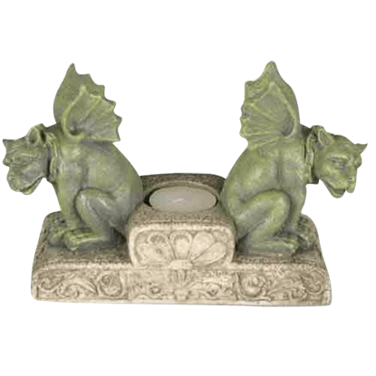 Flame Keepers Gargoyle Candleholder