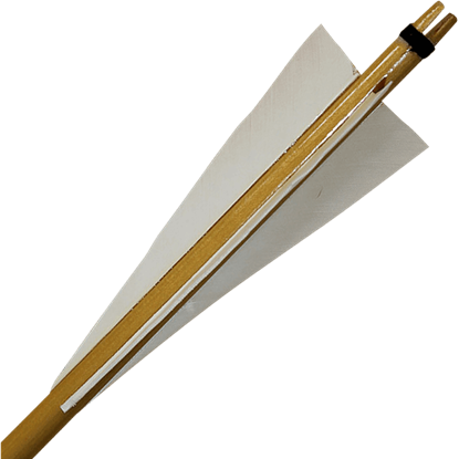 Crecy Heavy Warbow Arrows - Set of 3