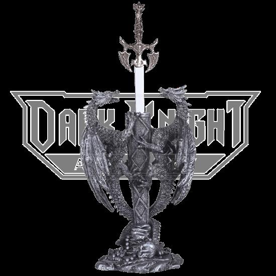 Double Dragon Letter Opener