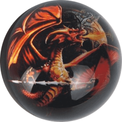 Anne Stokes Celtic Dragon Paperweight