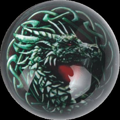 Lisa Parker Celtic Dragon Paperweight