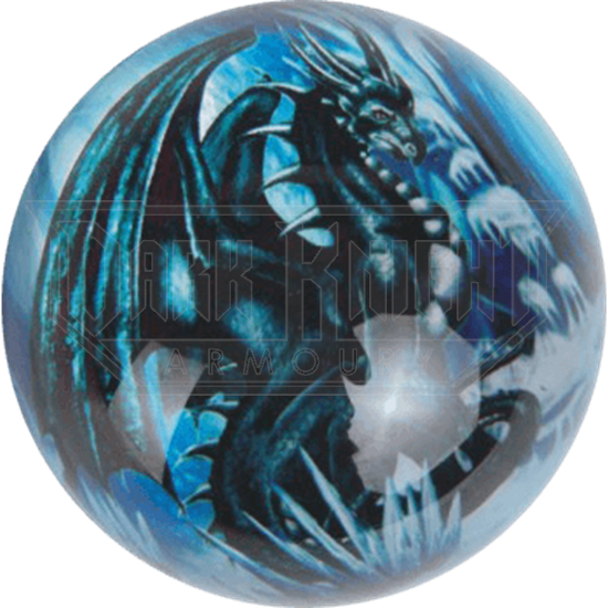 Crystal Cave Dragon Paperweight