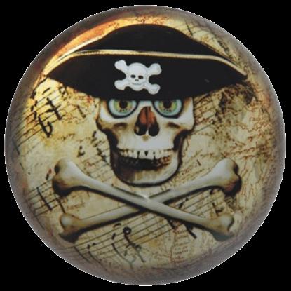 Pirate Skull Paperweight