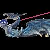 Water Dragon Incense Burner