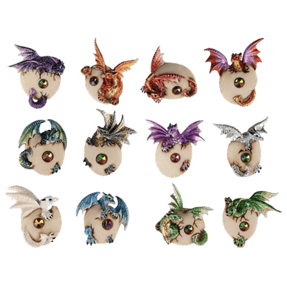 Enchanted Orb Hatchling Magnets