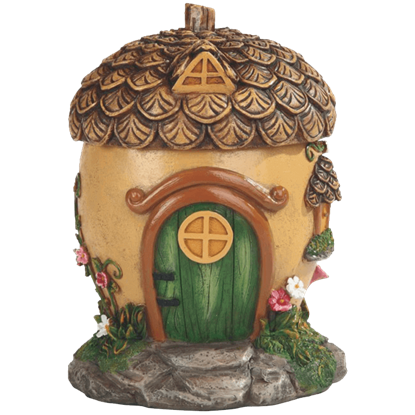Acorn Cottage Trinket Box