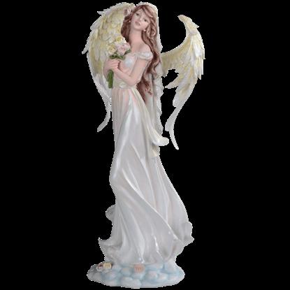 Angel Bride Statue