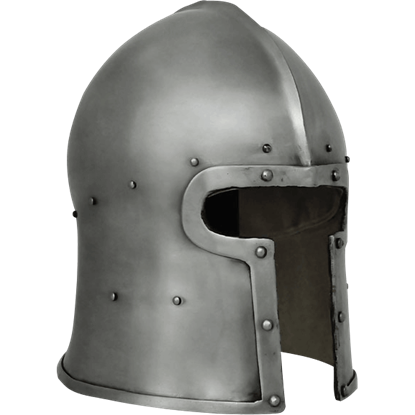 T-Face Barbute Helmet