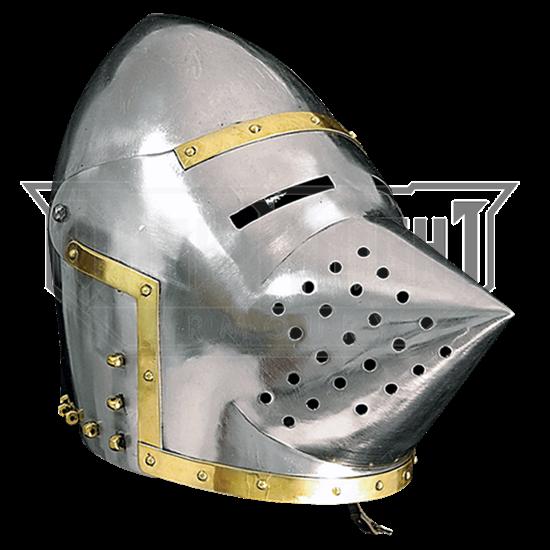 European Pig Faced Helmet