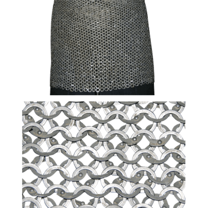 Baron Grade Mail Skirt