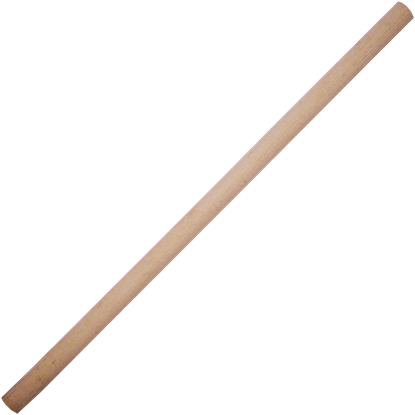 54 Inch Ash Pole Stave