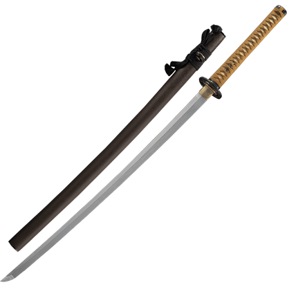 Autumn Leaf Katana