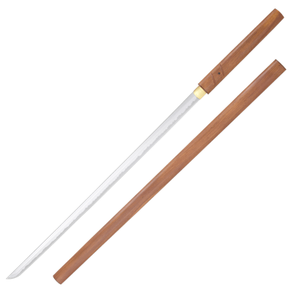 Zatoichi Stick Sword Folded