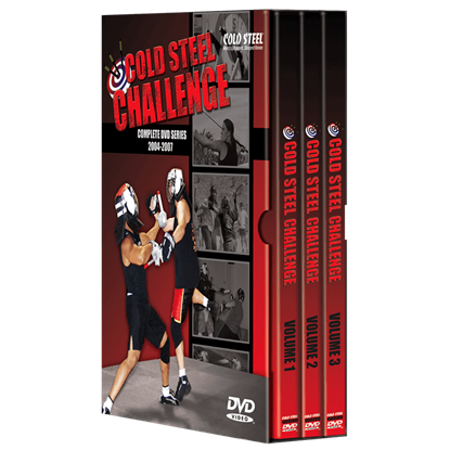 Cold Steel Challenge DVD