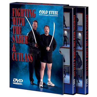 Fighting with the Saber and Cutlass DVD