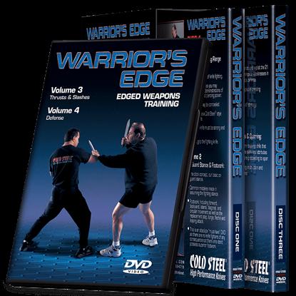 Warriors Edge DVD
