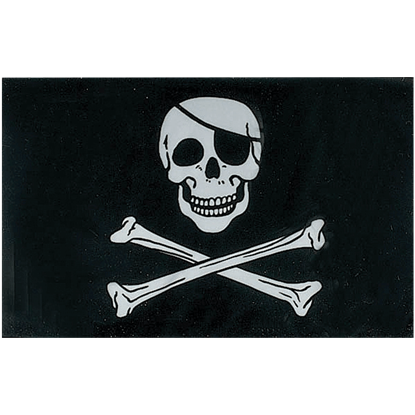 Eyepatch Jolly Roger
