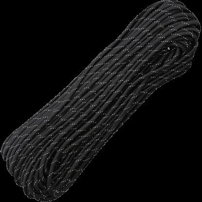Black Parachute Cord