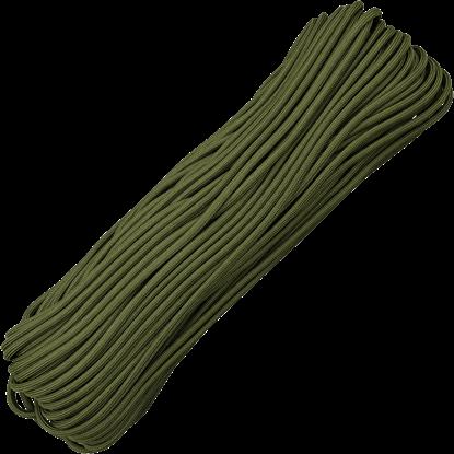 Camo Green Parachute Cord