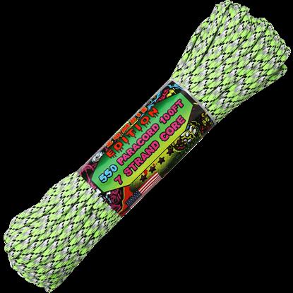 Biosludge Parachute Cord
