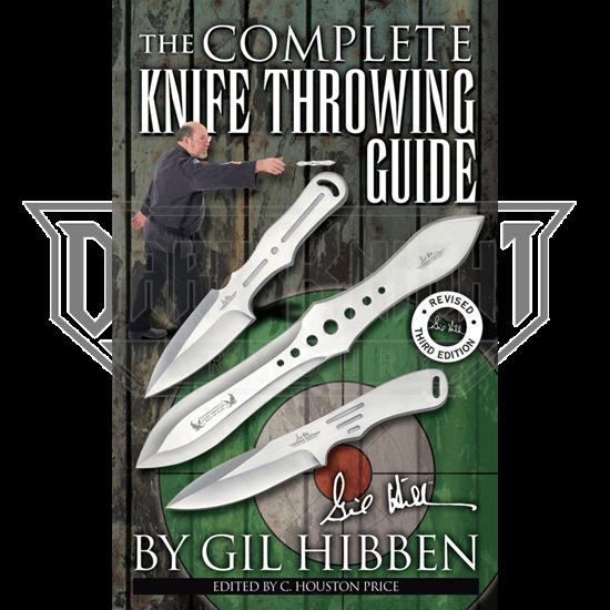 Gil Hibben Throwing Knife Guide