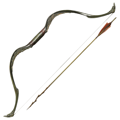 Bow and Arrow of Tauriel