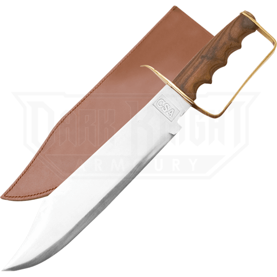 CSA D-Guard Bowie Knife