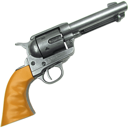 Western Pistols, Cowboy Pistols, Cowboy Revolvers and