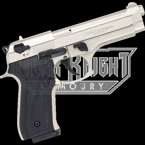 Satin Firat Magnum 92 Blank Firing Pistol