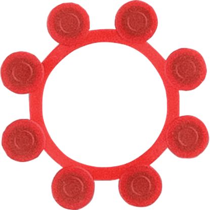 8 Shot Cap Rings