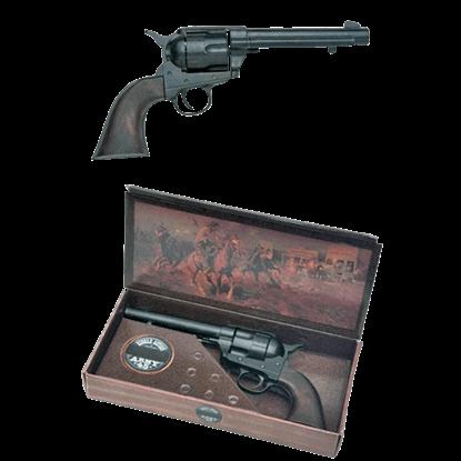 1873 Black Colt Army Revolver