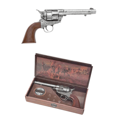 1873 Antiqued Colt Army Revolver