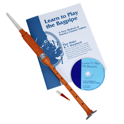 Cocus Practice Chanter with Book & CD