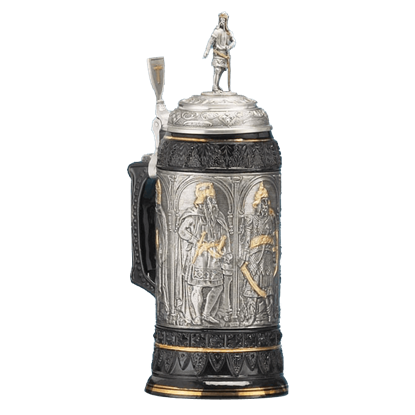 Crusaders Beer Stein
