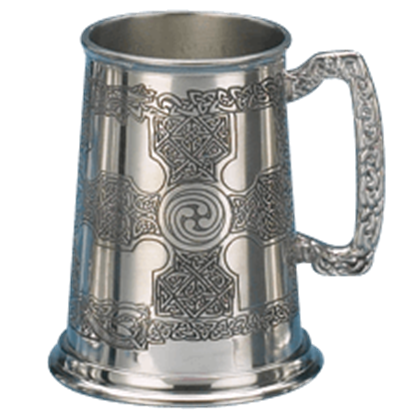 Tir Na Nog Cross Tankard