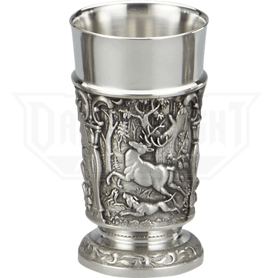 Deer Hunt Shot Glass