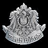 Deutschland Pilsner Glass