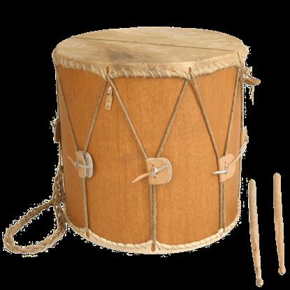 Medieval Drum 13 X 13